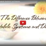 The Difference Between Metabolic Syndrome and Diabetes